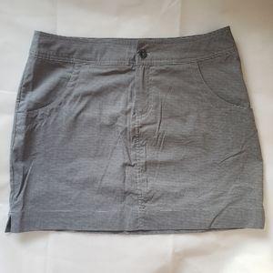 Avia skort, tennis skirt pocket and zipper…